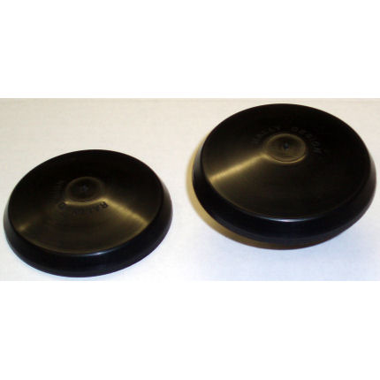 Roller Bearing Top Plastic Dust Covers (pair)